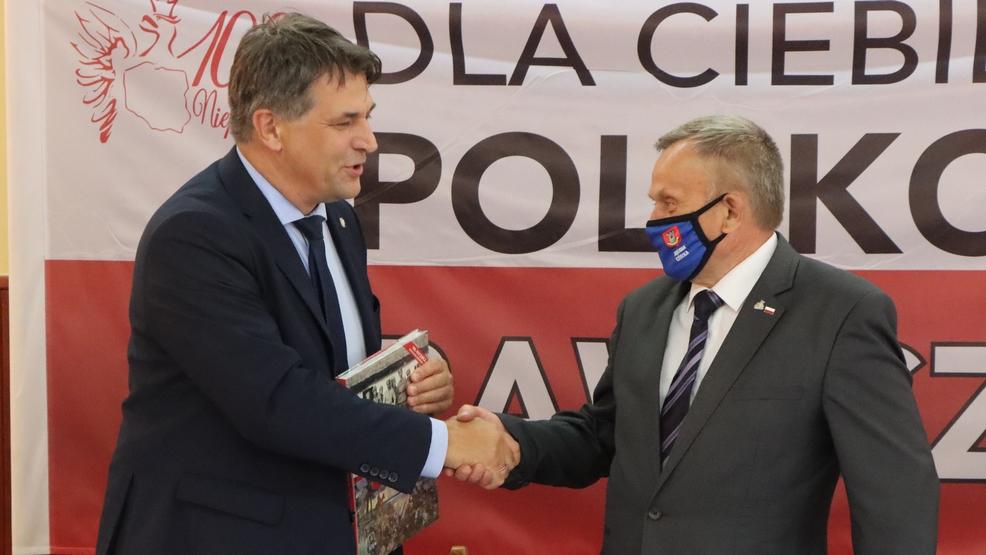 Miejska Górka. Piotr Kaleta rozmawiał z samorządowcami i mieszkańcami - Zdjęcie główne