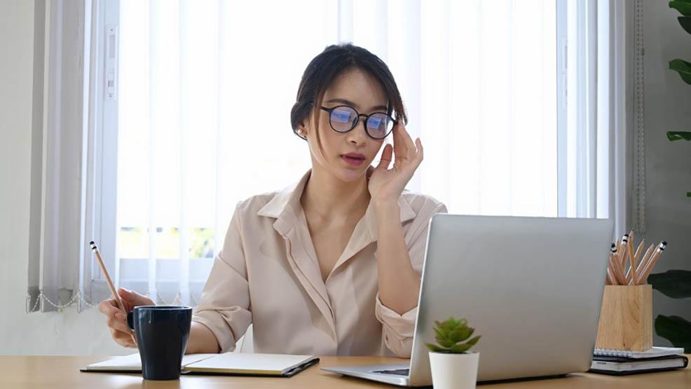 Okulary do pracy przy komputerze - jak wybrać, na co zwracać uwagę? - Zdjęcie główne