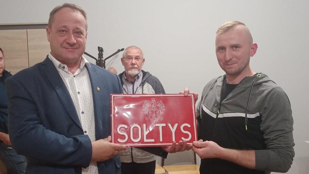 """Jest nowy sołtys Zaborowa. Burmistrz: """"Impas zakończony"""" - Zdjęcie główne"""