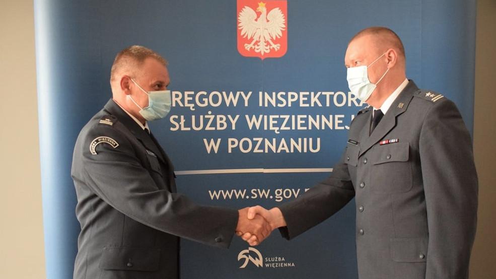 Jest nowy zastępca dyrektora rawickiego więzienia - Zdjęcie główne