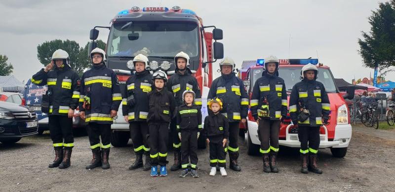 Strażacy uczcili rocznicę wybuchu Powstania Warszawskiego - Zdjęcie główne