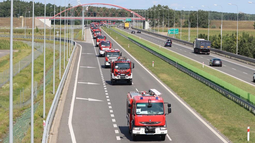 Wielkopolscy strażacy będą gasić pożary w Grecji [ZDJĘCIA, FILM] - Zdjęcie główne