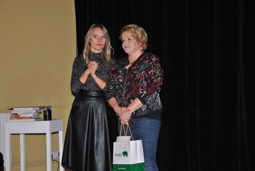 Katarzyna Bosacka z wizytą w Rawiczu - co przyniosła na języku?  - Zdjęcie główne