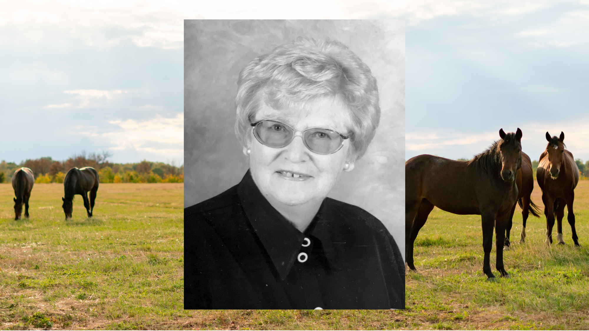 Nie żyje Maria Kinga Świdzińska. Konie były jej miłością - Zdjęcie główne
