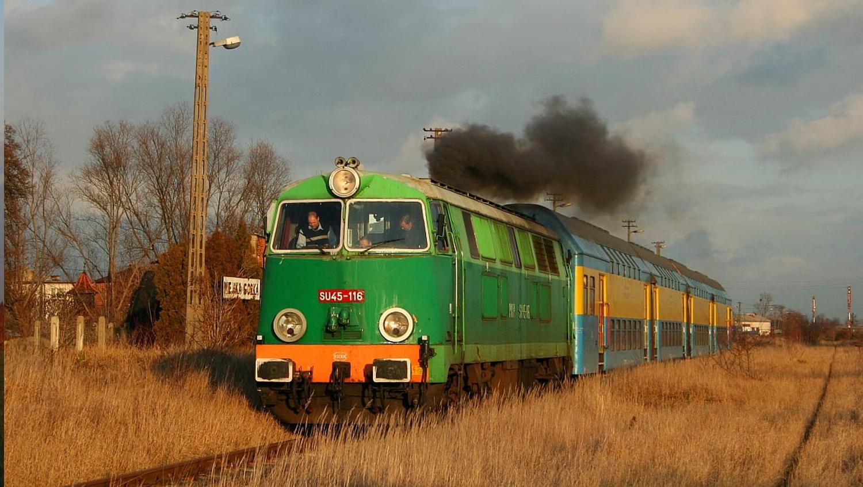 Już w sobotę pojedziemy pociągiem z Wrocławia do Miejskiej Górki - Zdjęcie główne