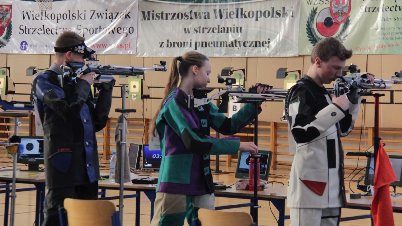 Mistrzostwa Wielkopolski w strzelaniu z broni pneumatycznej  - Zdjęcie główne