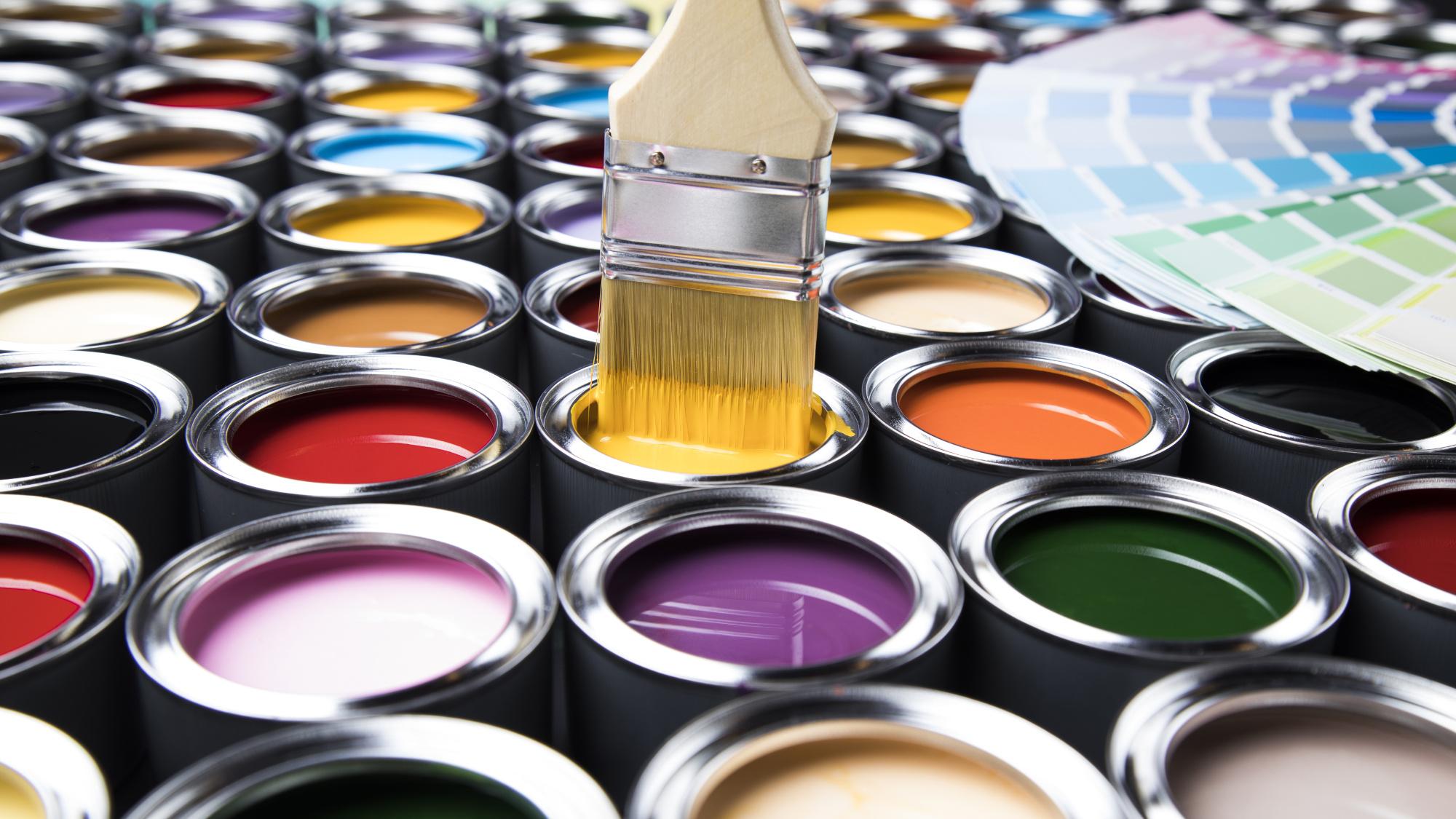 Między szkoły i organizacje podzielili farbę za... 7 zł - Zdjęcie główne
