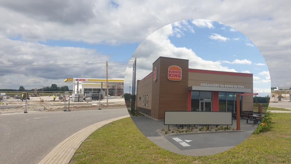 Jest termin otwarcia dwóch restauracji przy S5 w okolicy Rawicza - Zdjęcie główne