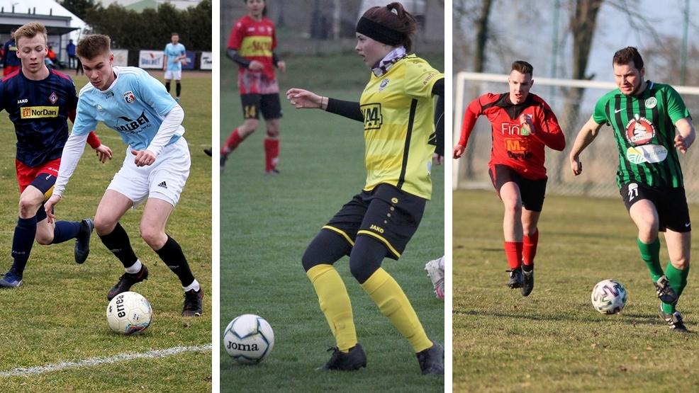 Piłkarze i piłkarki znów w grze. Terminarz weekendowych spotkań - Zdjęcie główne