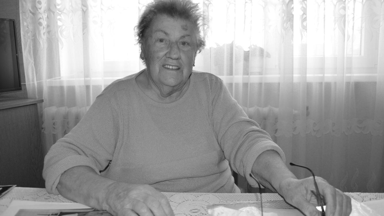 Odeszła Weronika Trzeciak - znana kucharka i pasjonatka historii Jutrosina  - Zdjęcie główne
