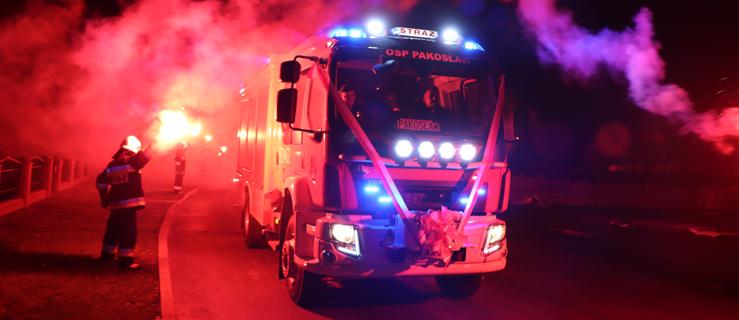 """""""Bitwa o wozy"""" rozstrzygnięta. Strażacy z Pakosławia z nowym autem [LIVE, FOTO] - Zdjęcie główne"""