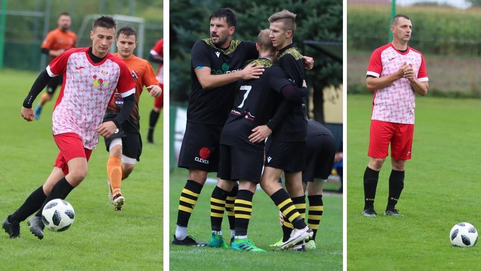 Piłka nożna. Zwycięstwa Awdańca, Sarnowianki i Orli [ZDJĘCIA] - Zdjęcie główne