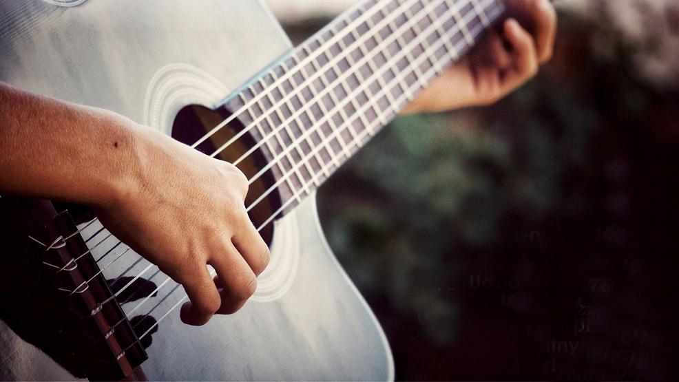 Warsztaty gitarowe w rawickim domu kultury - Zdjęcie główne