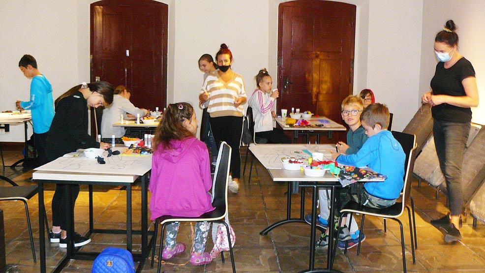 Zajęcia dla dzieci w Muzeum Ziemi Rawickiej - Zdjęcie główne