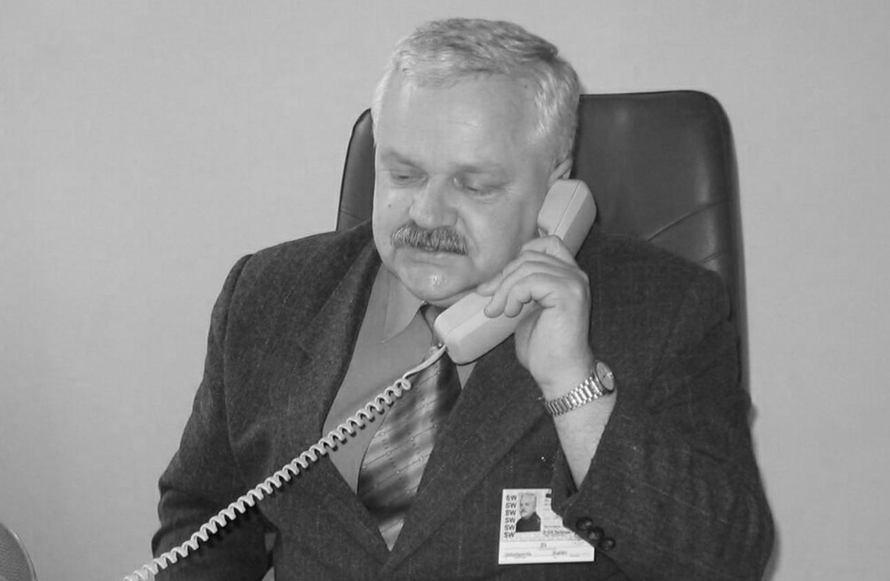 Zmarł były dyrektor rawickiego więzienia  - Zdjęcie główne