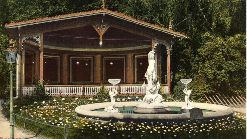 Burmistrz poszukuje posągów z fontanny - Zdjęcie główne