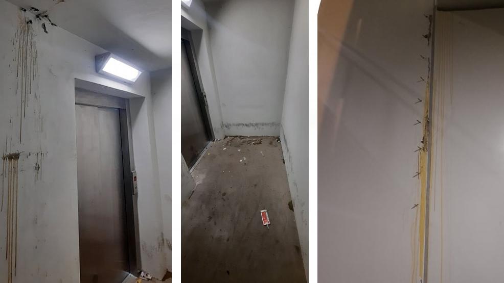 Rawicz. Brud na elewacji tunelu, śmieci na schodach i w windach. Kto posprząta? [ZDJĘCIA] - Zdjęcie główne