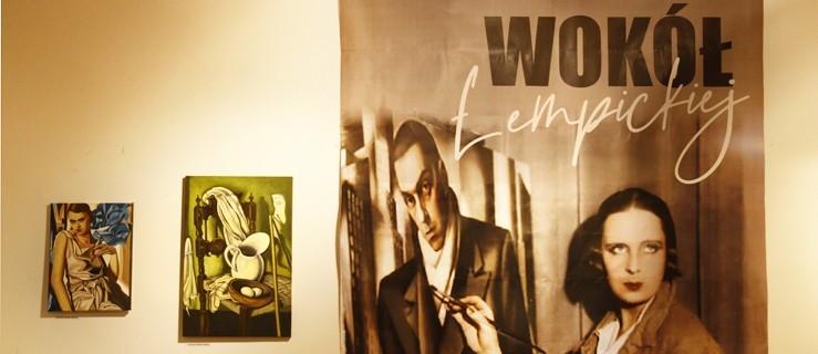 Wystawa malarstwa i spektakl teatralny [FOTO] - Zdjęcie główne