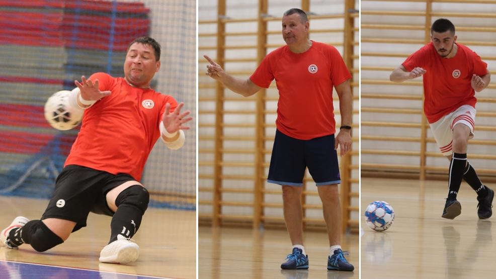 Rawicz. Futsaliści przygotowują się do nowego sezonu z nowym trenerem [ZDJĘCIA] - Zdjęcie główne
