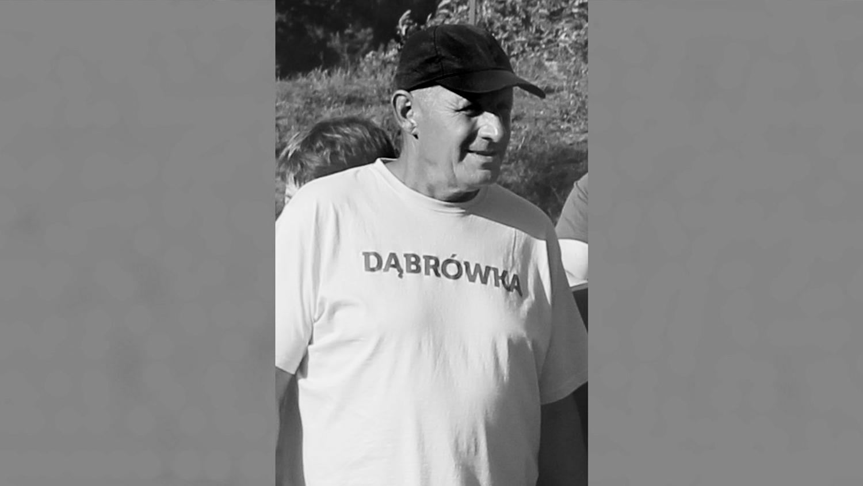 Zmarł sołtys Dąbrówki  - Zdjęcie główne