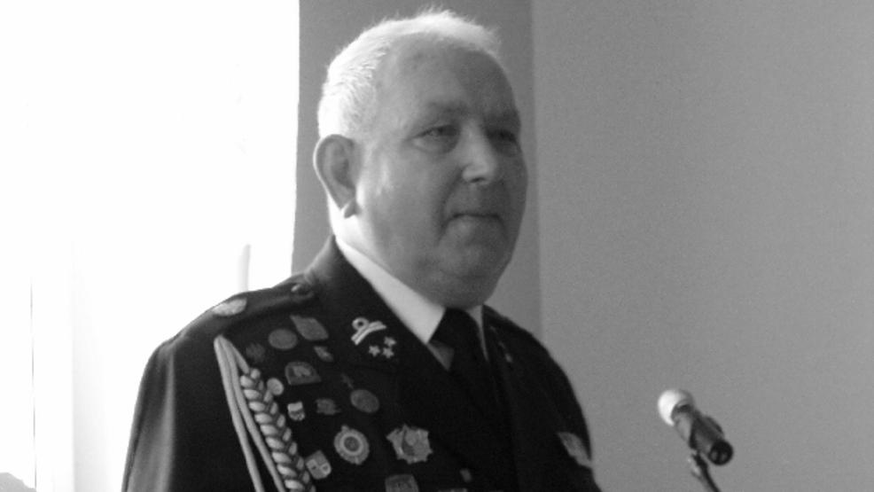 Zmarł zasłużony bojanowski strażak i działacz społeczny - Zdjęcie główne