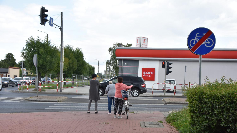 Gmina dostosowuje skrzyżowanie dla rowerzystów... już 3 lata - Zdjęcie główne