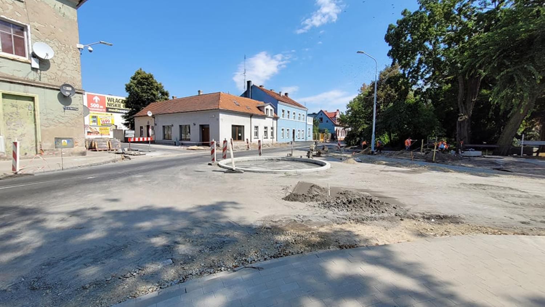 Zmiana terminu zamknięcia skrzyżowania w centrum Rawicza - Zdjęcie główne