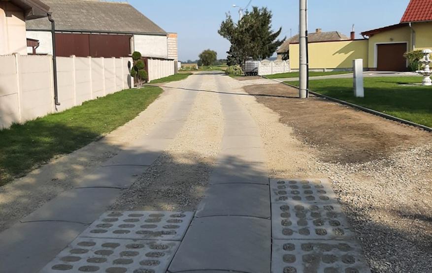 Miejska Górka inwestuje w drogi na wsiach - Zdjęcie główne