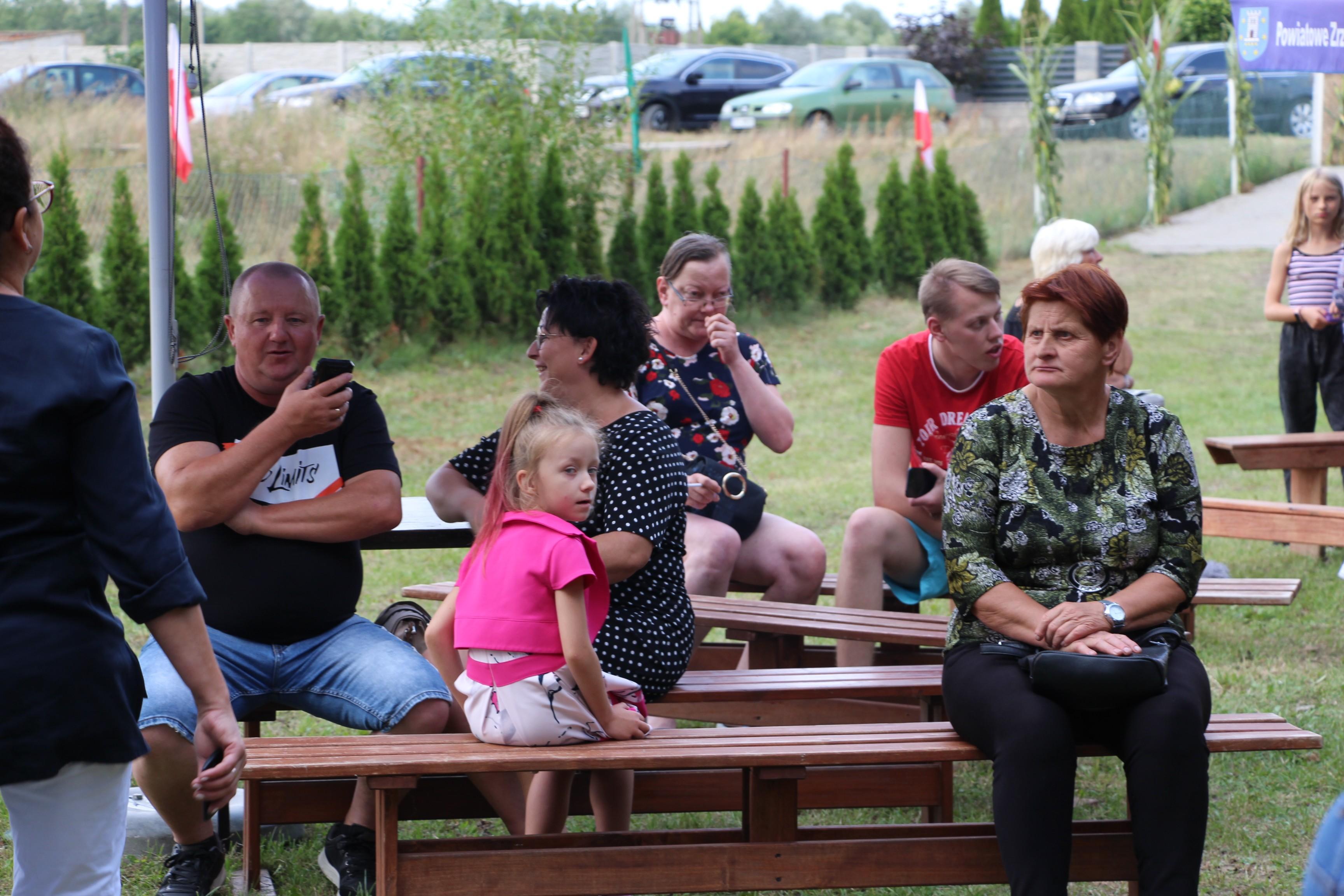 Mieszkańcy Fabianowa świętowali zakończenie żniw - Zdjęcie główne