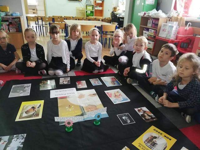 """Pleszew. Dzieci z Przedszkola nr 1 """"Bajka"""" zdobyły pierwsze miejsce w wojewódzkim konkursie [ZDJĘCIA] - Zdjęcie główne"""