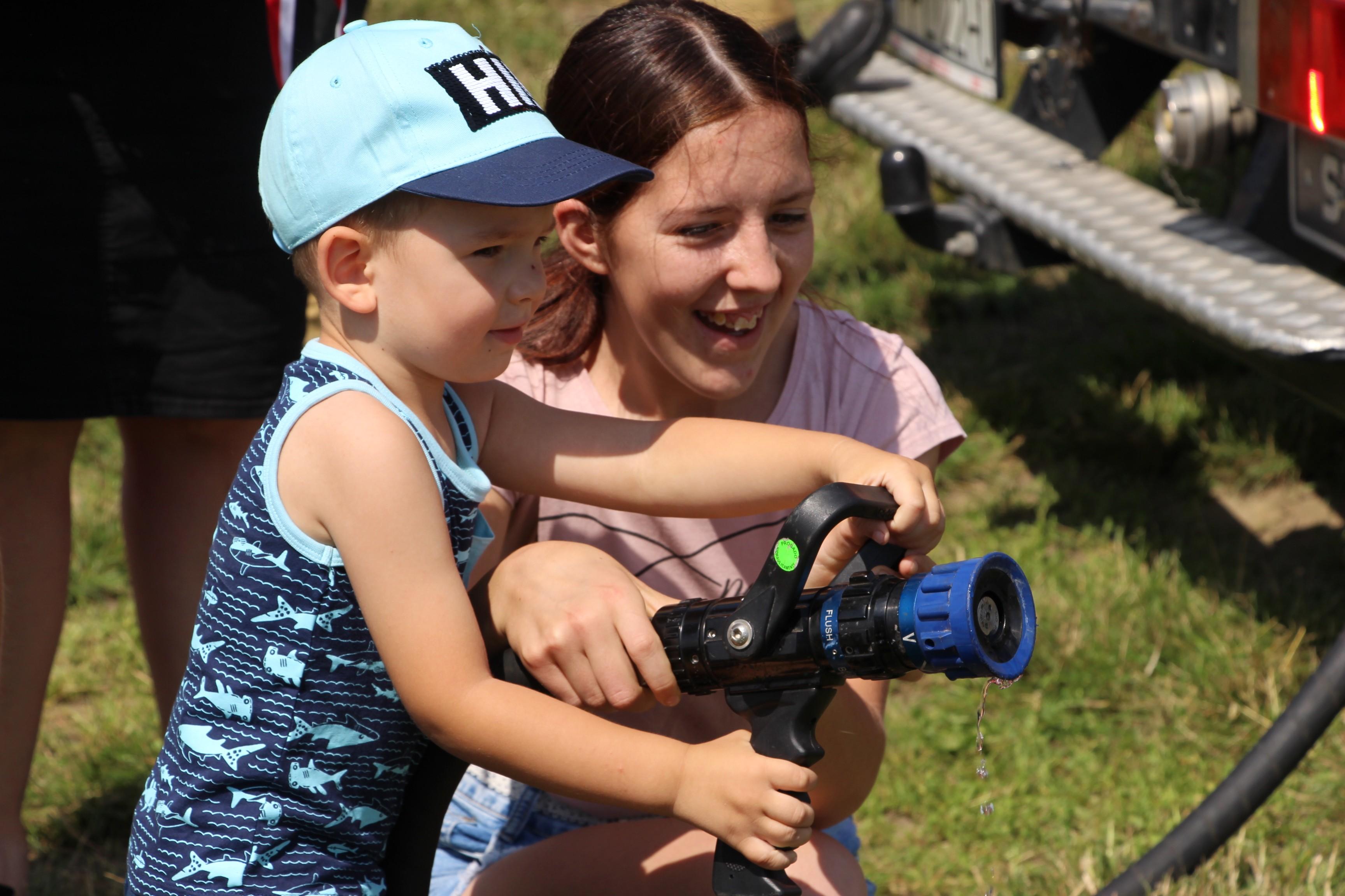 Wędkarski Klub Sportowy - Nowy Świat zorganizował festyn rodzinny. Atrakcji nie brakowało [ZDJĘCIA] - Zdjęcie główne