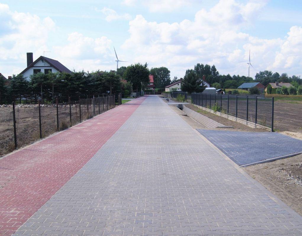 Gizałki. Jest nowa droga w gminie. Położono nową nawierzchnię - Zdjęcie główne