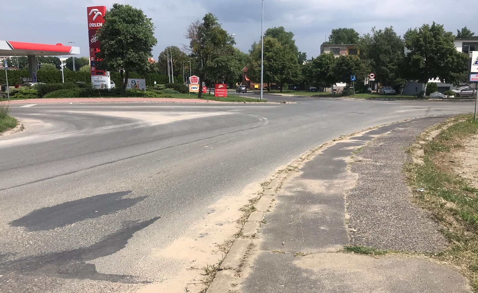 Pleszew. Co z budową ronda w rejonie ul. 70 Pułku Piechoty? - Zdjęcie główne