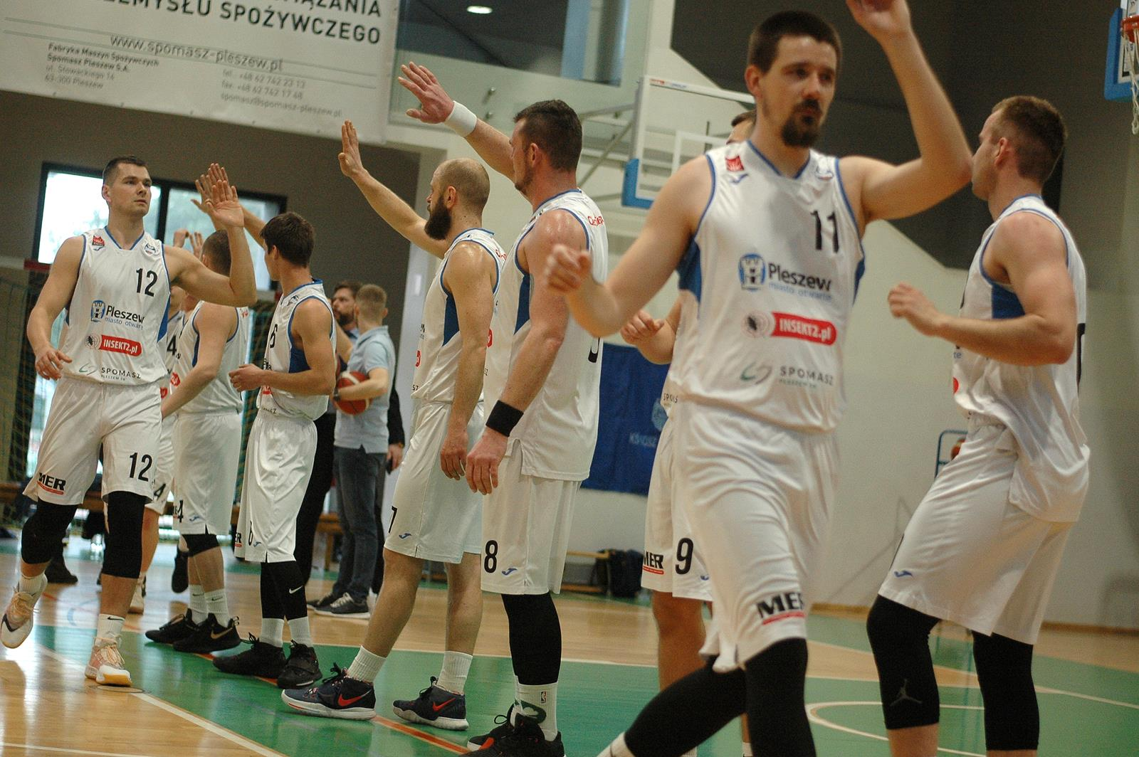 Koszykówka. II runda fazy play-off. Lublin zbyt mocny. Kosz zakończył sezon - Zdjęcie główne