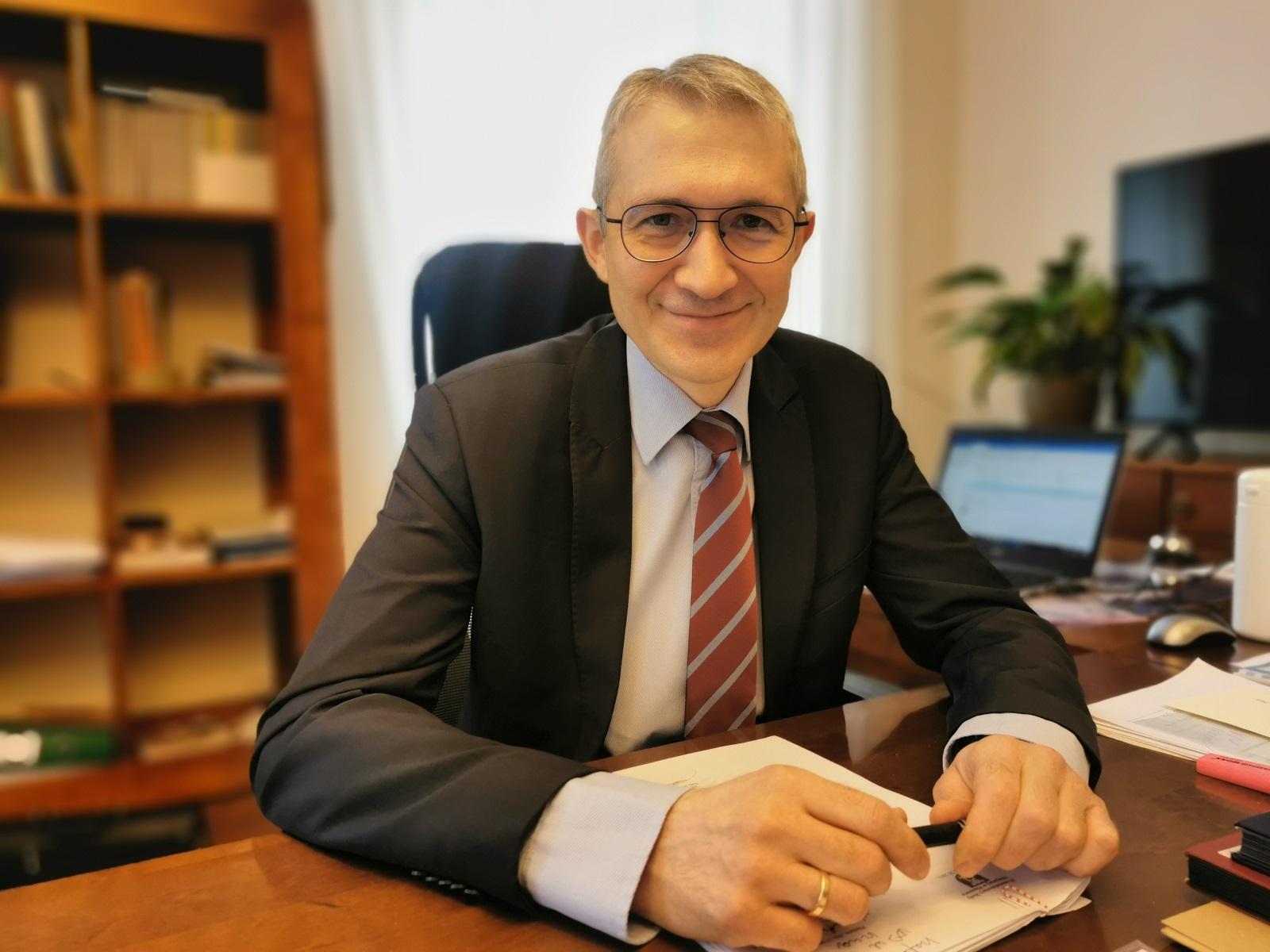 Pleszew. Wywiad z burmistrzem Arkadiuszem Ptakiem - Zdjęcie główne