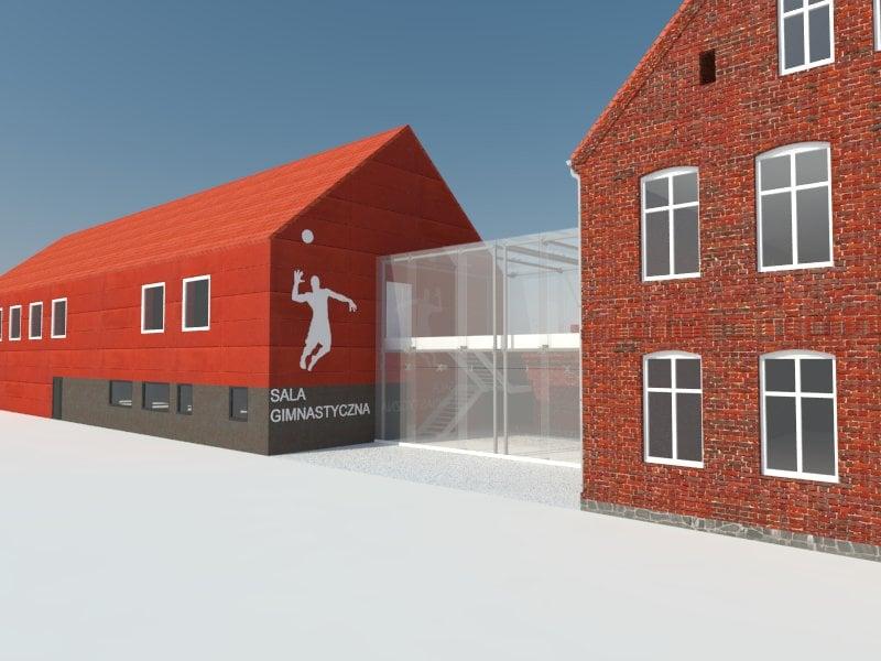 Gmina Dobrzyca. Udało się! Szkoła w Koźmińcu zostanie rozbudowana! - Zdjęcie główne