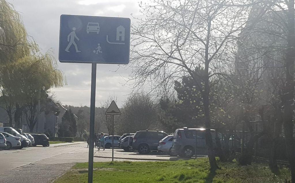 Tam piesi mają pierwszeństwo przed pojazdami - Zdjęcie główne