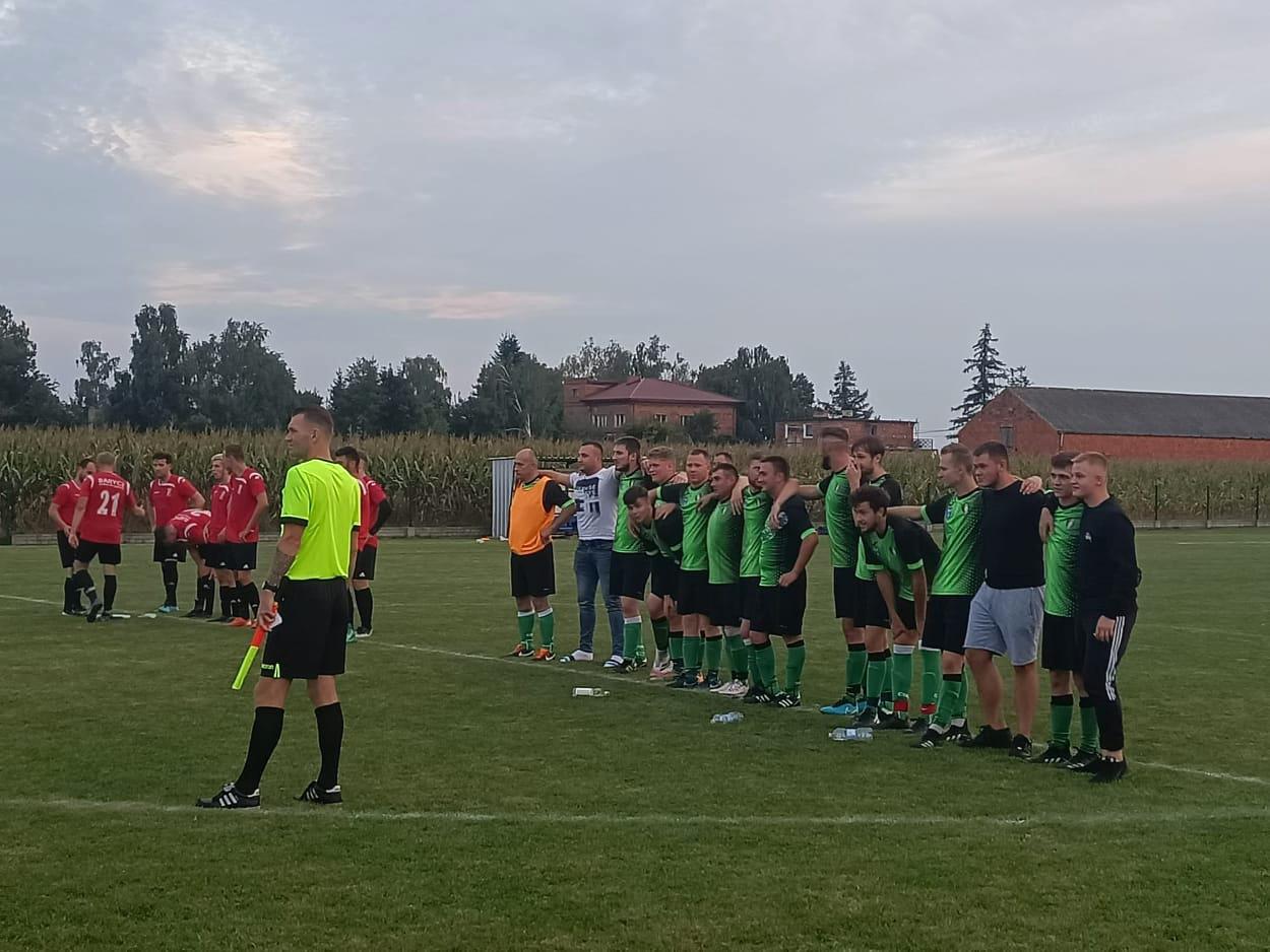 Wojewódzki Puchar Polski strefy kaliskiej. Awans Prosny Chocz - Zdjęcie główne