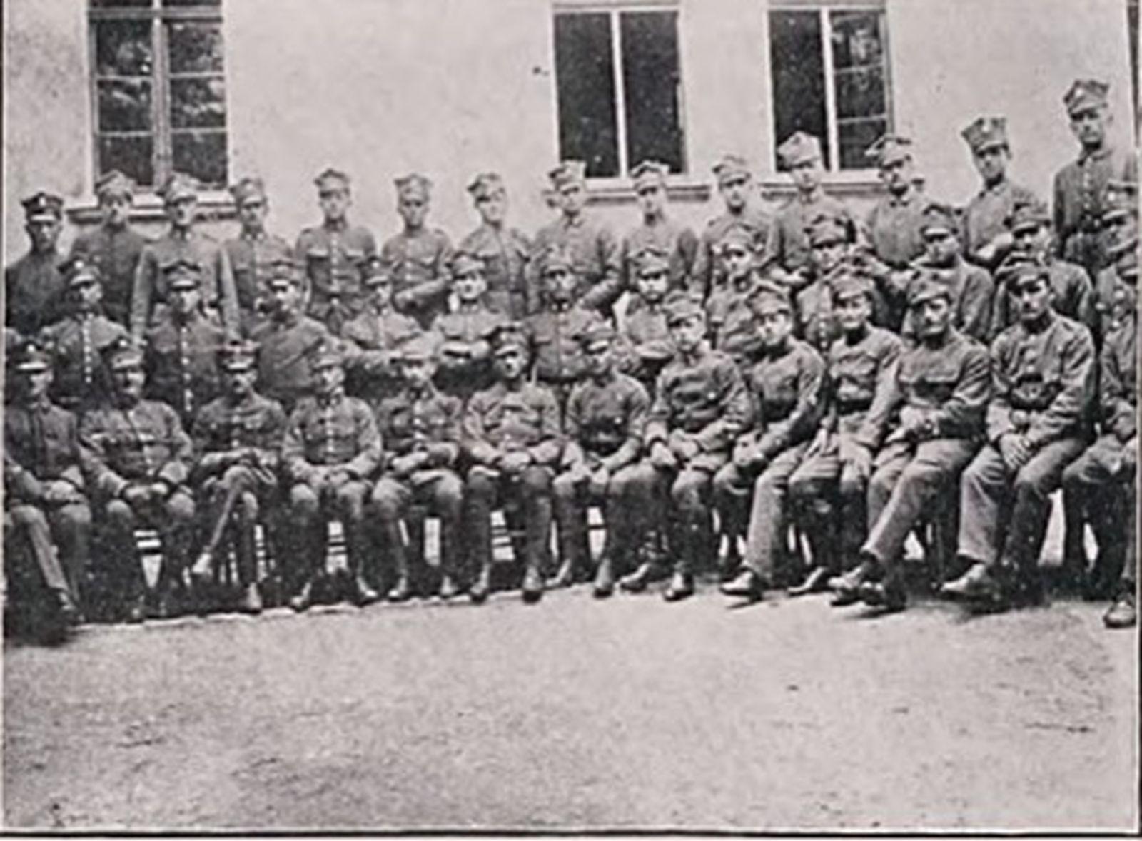 101. rocznica Bitwy Warszawskiej. Wielkopolscy bohaterowie również walczyli z bolszewikami - Zdjęcie główne