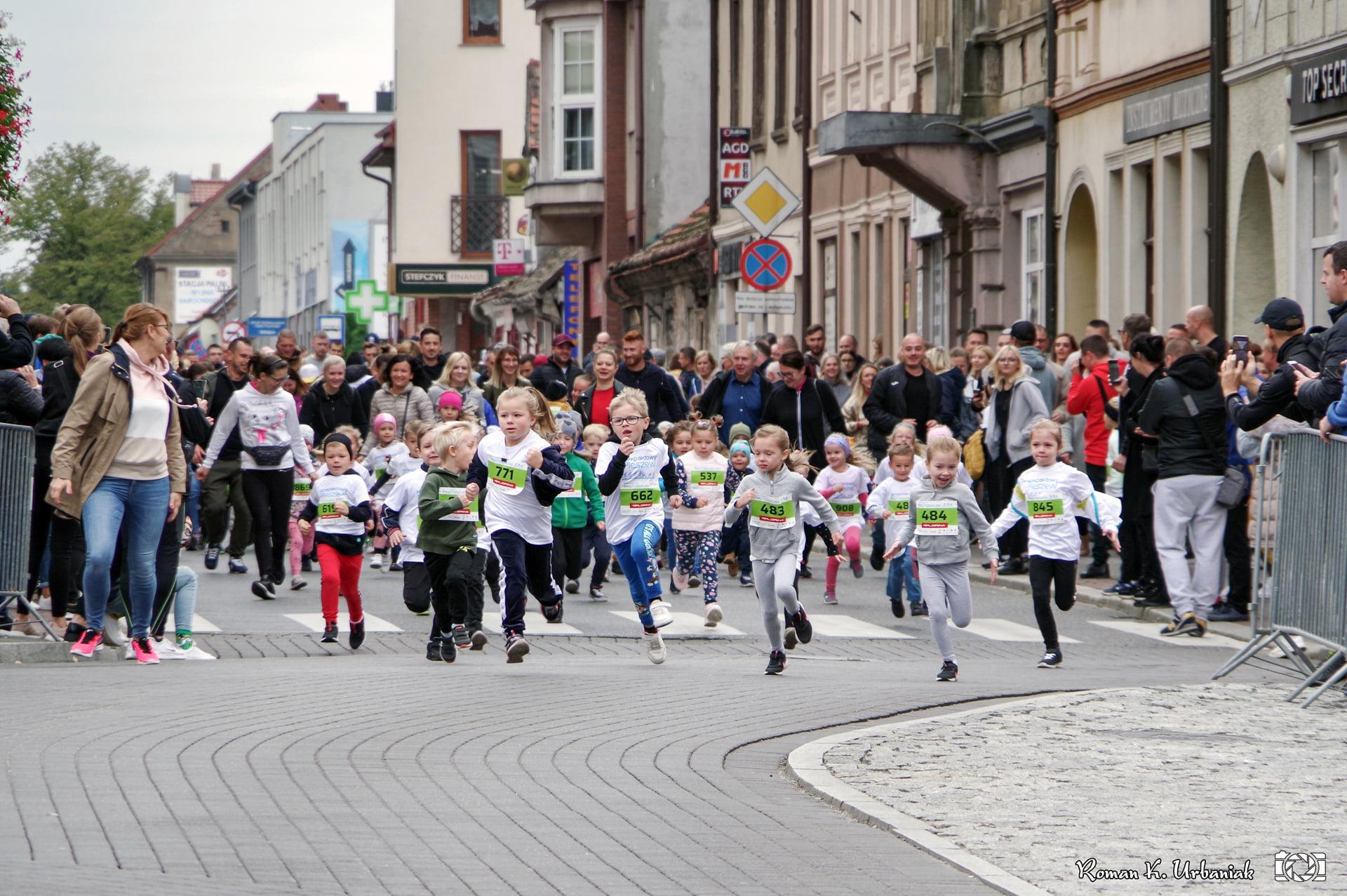 Bieg Przemusia 2021. Tak biegały dzieci! [ZDJĘCIA] - Zdjęcie główne