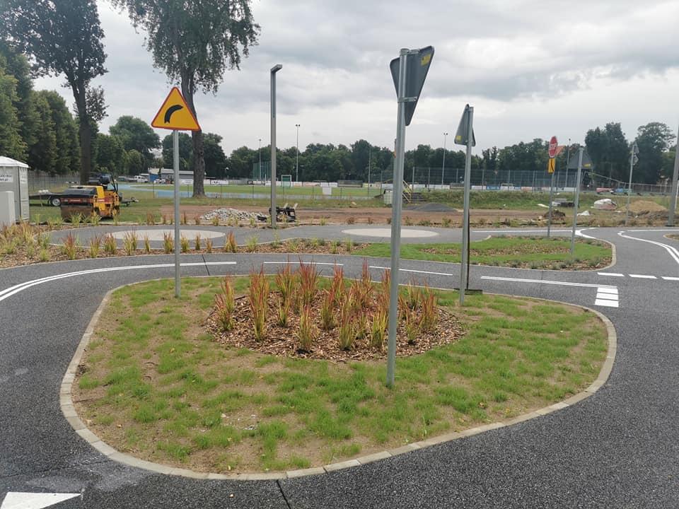 Pleszew. Tak wygląda nowe miasteczko ruchu drogowego! [ZDJĘCIA] - Zdjęcie główne