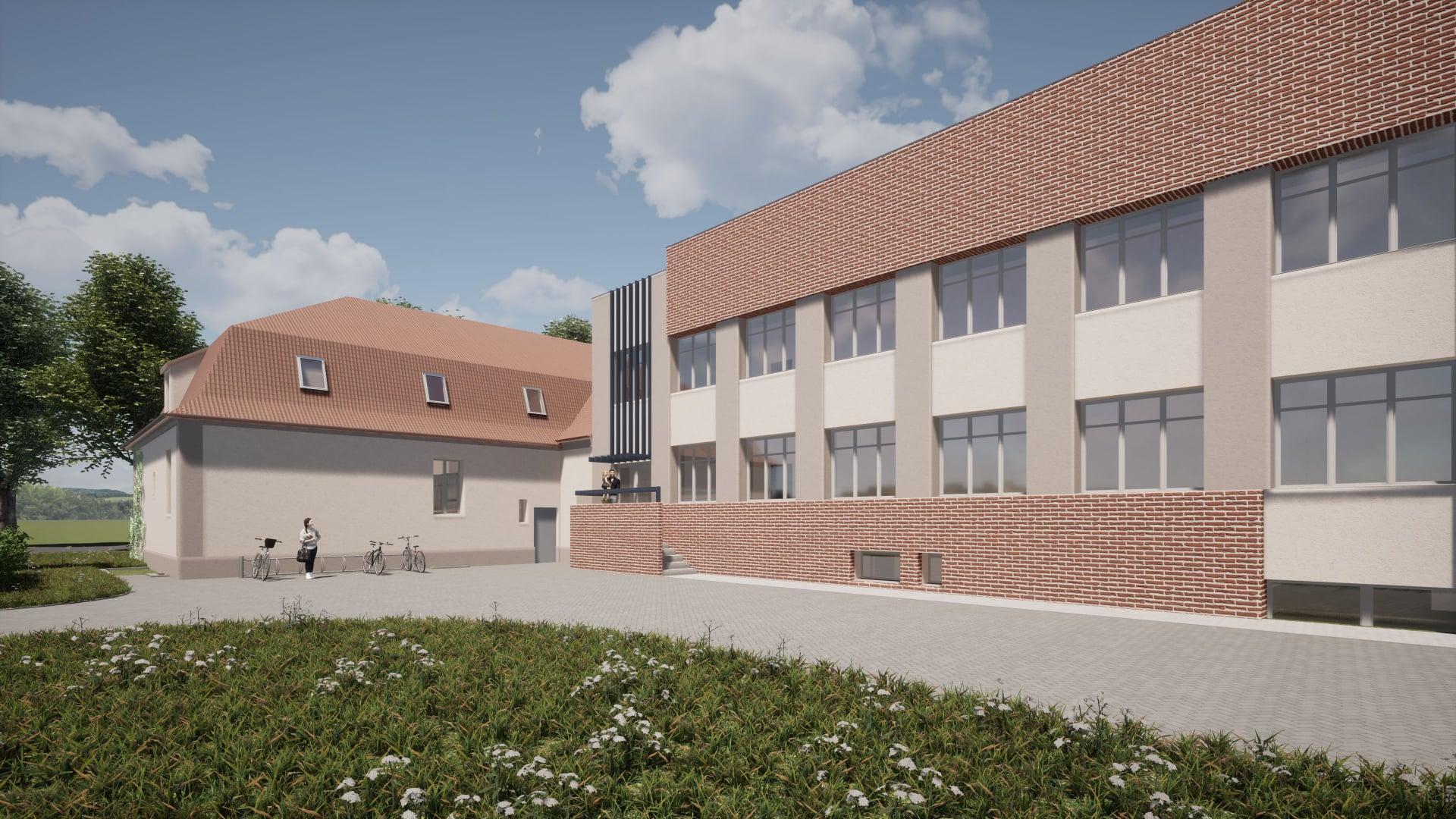 Szkoła w Lenartowicach zostanie przebudowana. Inwestycja pochłonie kilka milionów złotych!  - Zdjęcie główne