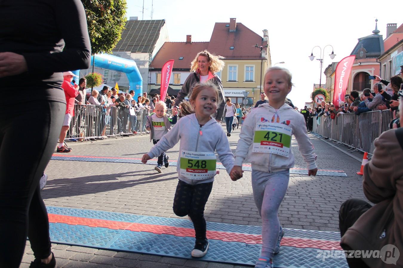 Bieg Przemusia w Pleszewie. Tak bawiły się dzieci! [ZDJĘCIA] - Zdjęcie główne