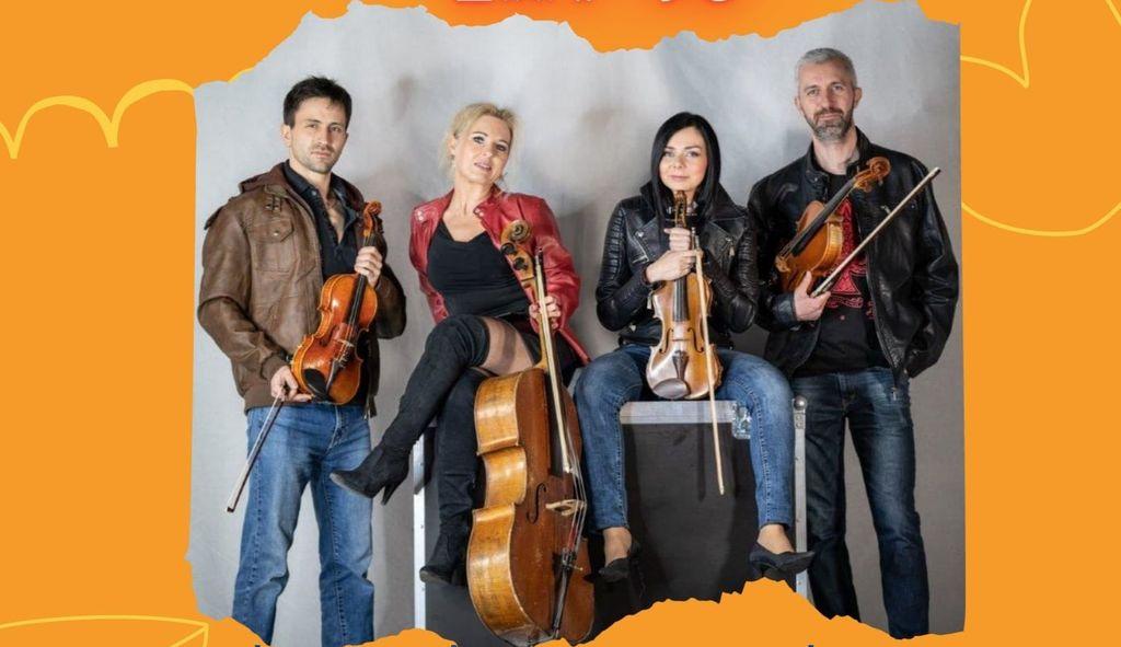 Koncert w Ośrodku Kultury Leśnej w Gołuchowie  - Zdjęcie główne