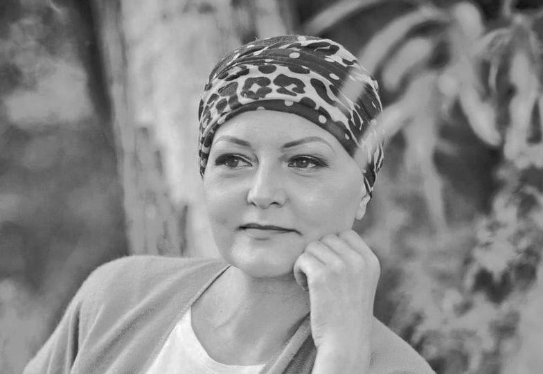 Zmarła po dwuletniej walce z nowotworem - Zdjęcie główne
