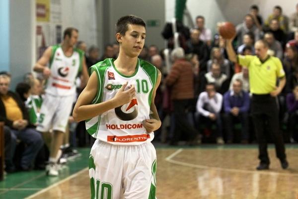 """Energa Basket Liga. Szymon Ryżek w """"złocie"""" - Zdjęcie główne"""