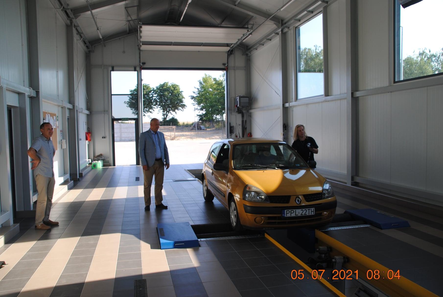 Pleszew. Stacja diagnostyczna w końcu otwarta, wkrótce PK otworzy też swoją myjnię samochodową - Zdjęcie główne