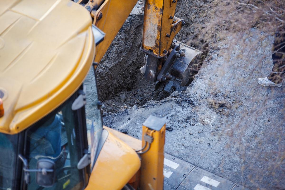 Pleszew. Przez uszkodzony wodociąg w Kowalewie nastąpił rekordowy ubytek wody w mieście? Policja bada sprawę - Zdjęcie główne