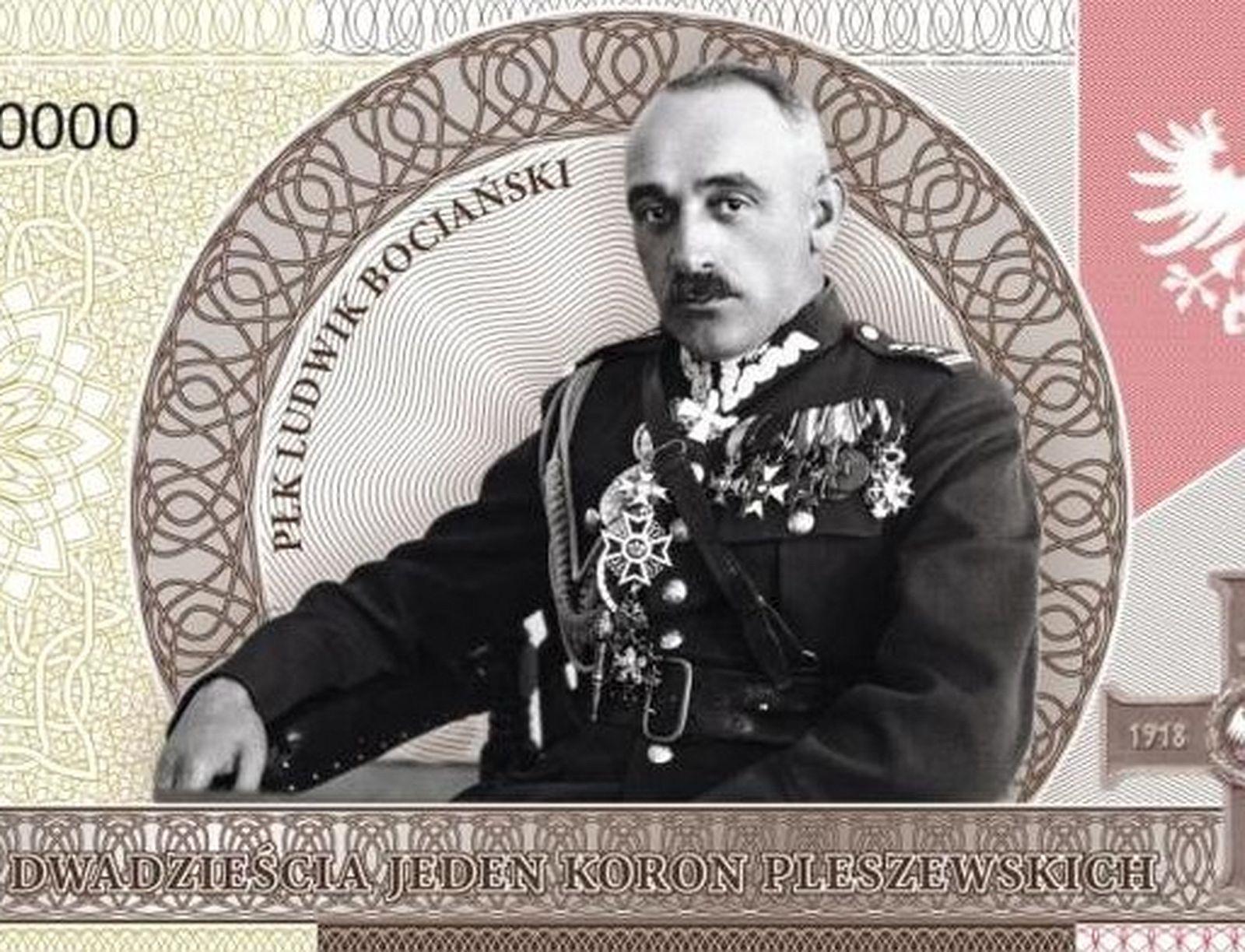 Pleszew ma swoją walutę. Limitowany banknot jest już dostępny - Zdjęcie główne