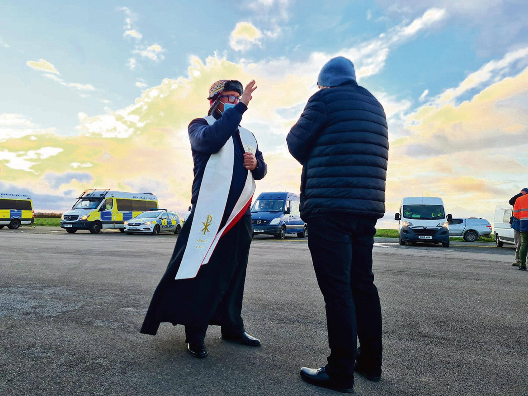 W Broniszewicach uczyłem się Kościoła, który jest prawdziwy - mówi ks. Bartek Rajewski, proboszcz z Londynu - Zdjęcie główne